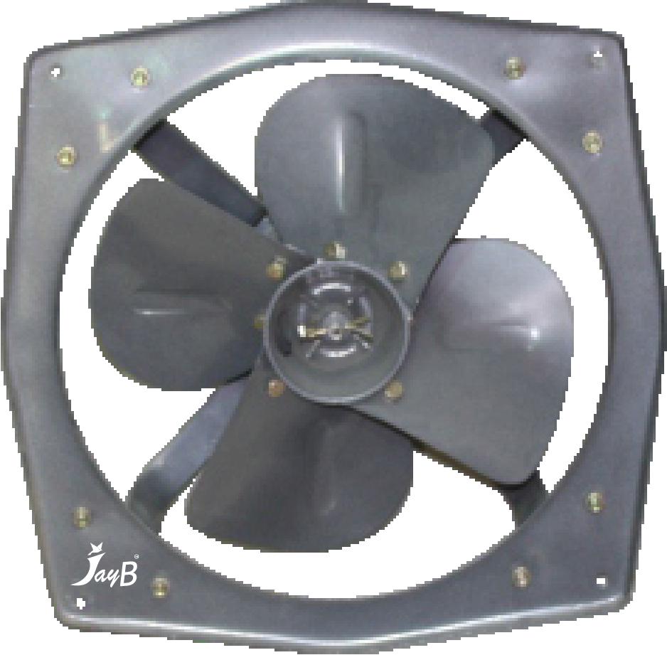 metal exahust fan grey