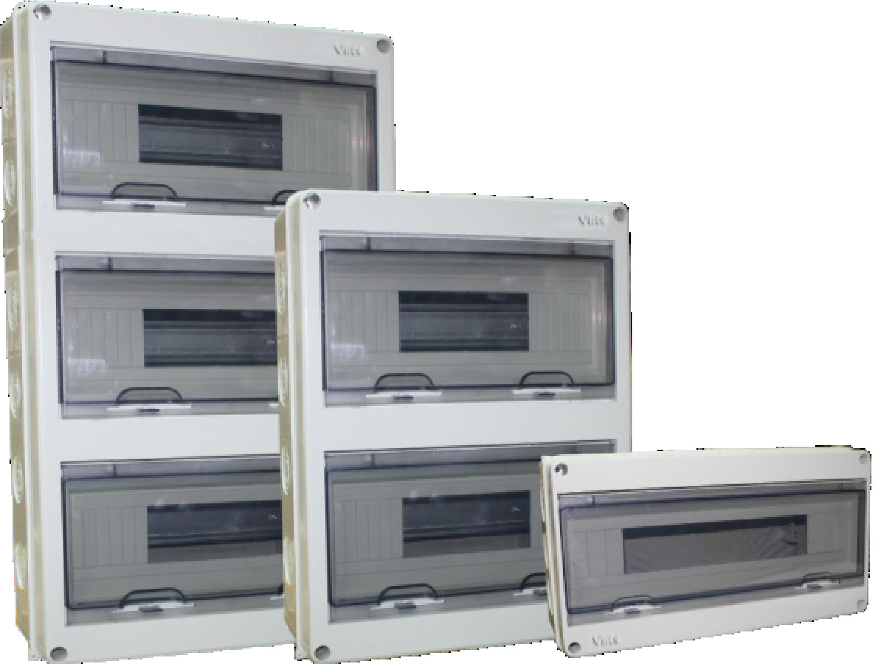 PVC Distribution Box